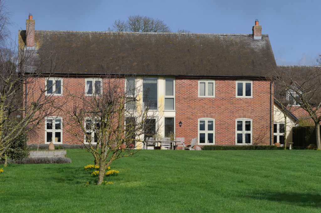 2 Meadow Court Rear Elevation