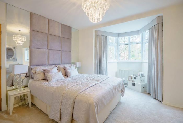 9 Ridgebourne Road Bedroom