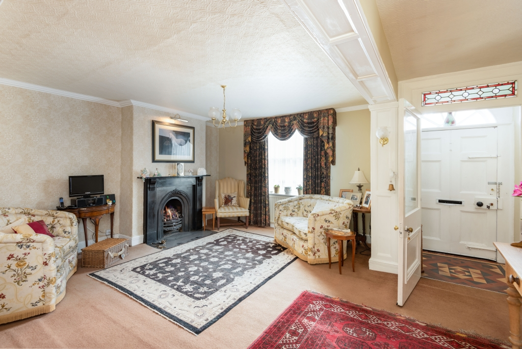 Ashford House Living Room