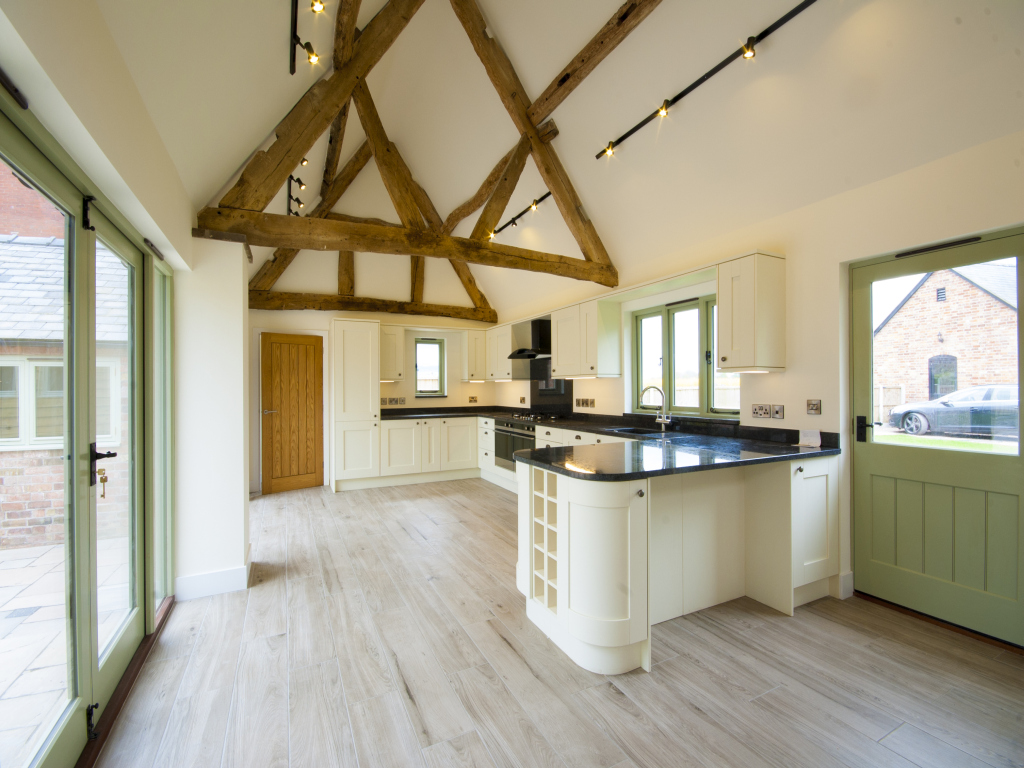 Ashky Barn Kitchen