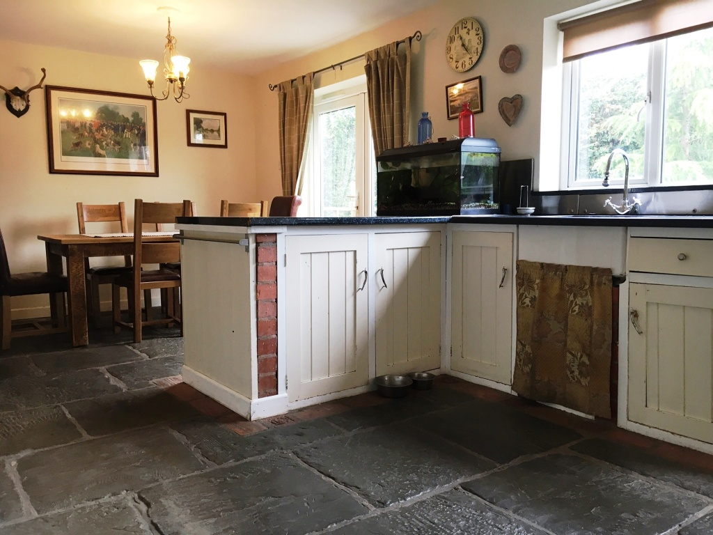 Furlong Cottages kitchen