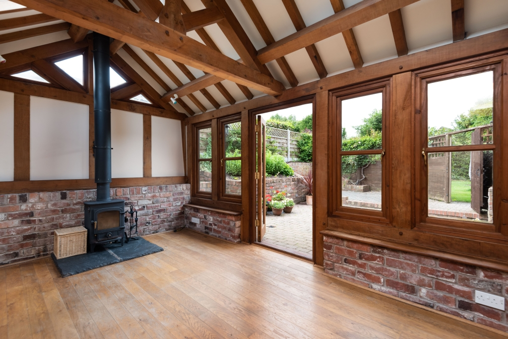Michaelmas Barn Oak Room