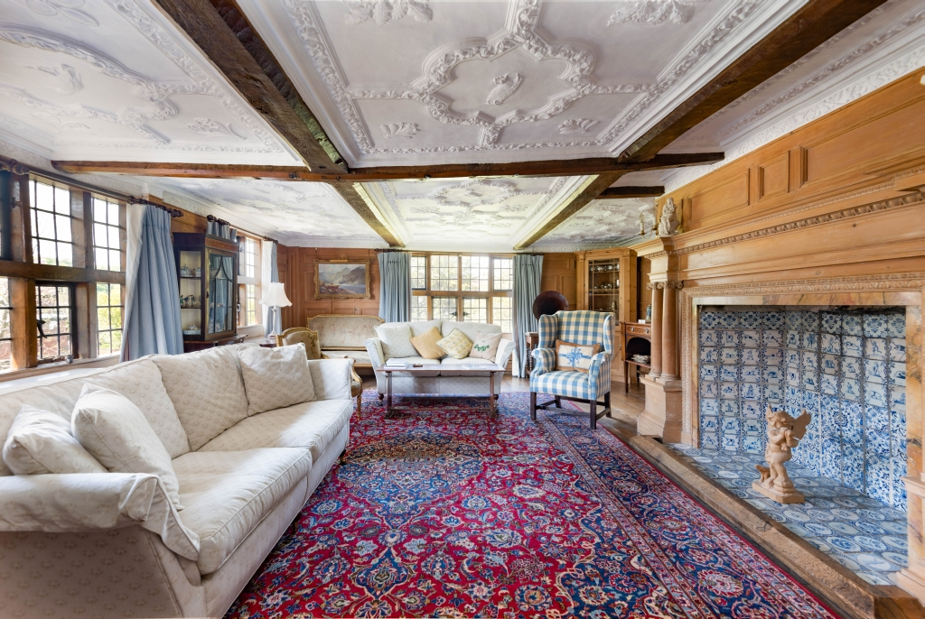 Old Bell House - reception21