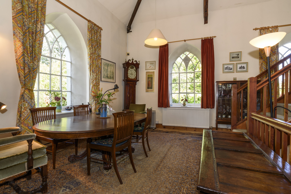 Old School House Dining Room