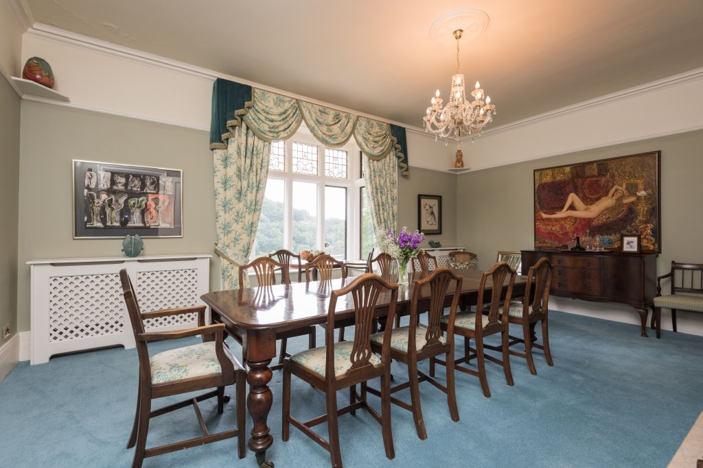 Old Vicarage DINING