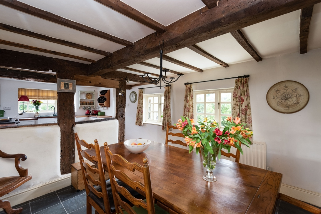 Shrubbery Farm Dining Room