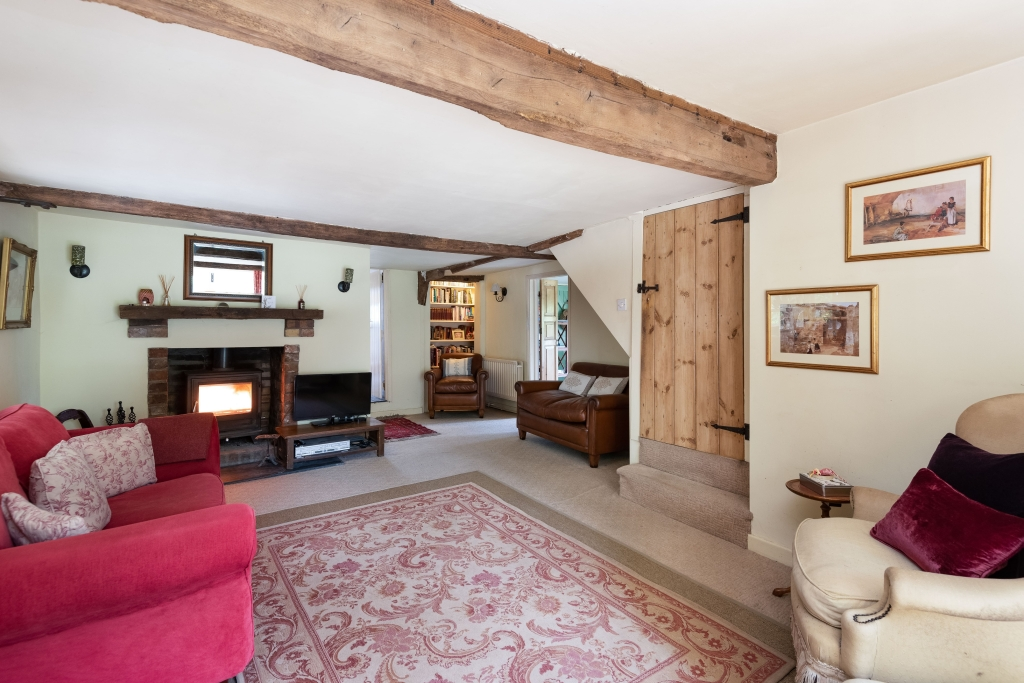 Shrubbery Farm Living Room
