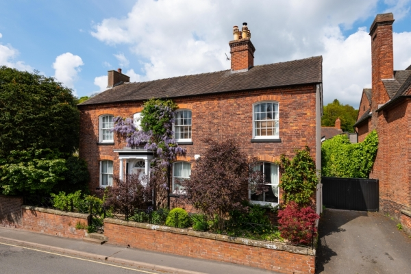 Grade II Listed Home In Heart Of Church Stretton