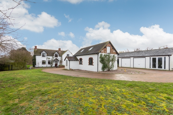 Four Bed, Three Acres, Two Bathrooms And A Bunker