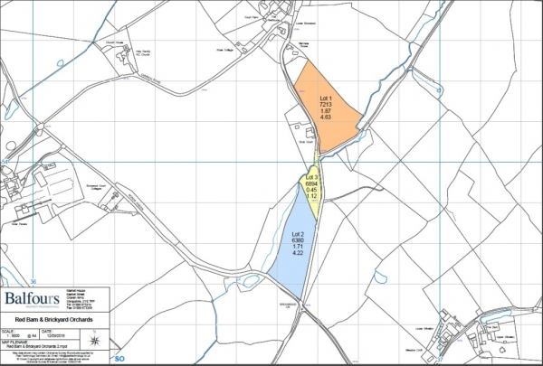 Three Lots For Sale In Herefordshire