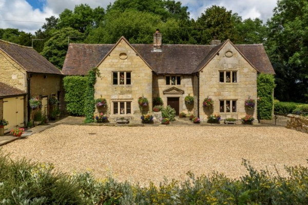 Mellow Stone of Country House