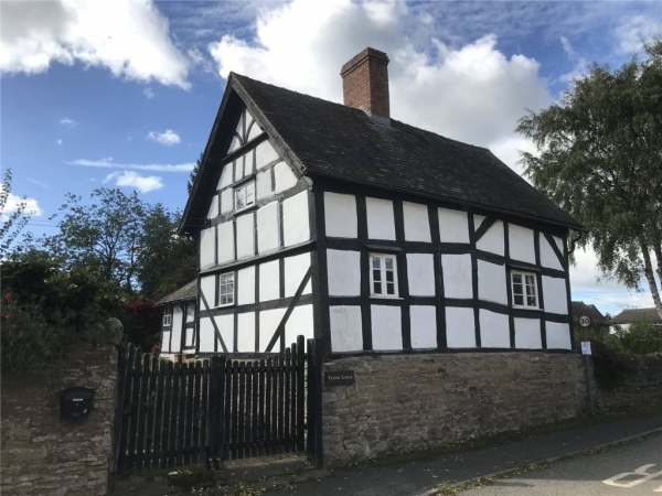Three Bedroom Listed Cottage For Sale Near Ludlow