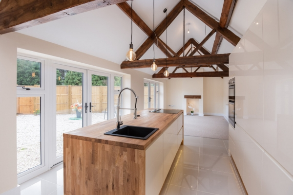 Modern Barn Conversion Available To Buy In Shawbury