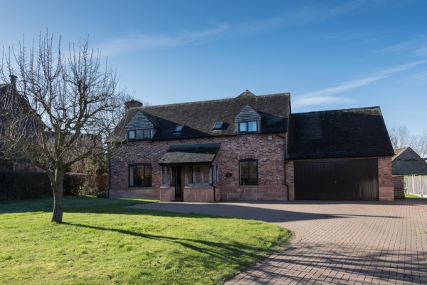 Five Bed House For Sale In Popular Plealey
