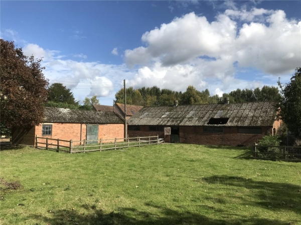 Brockton Barn Conversion With Full Planning In Shropshire