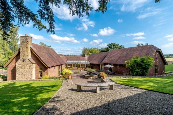 Fine One Story Home For Sale in Ludlow