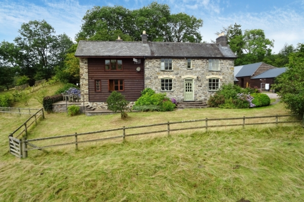 Three Bedroom House Set In Its Own 21 Acres Of Land For Sale