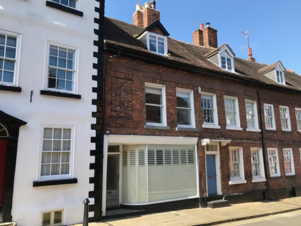 Period House For Sale In Shrewsbury - Excellent Location