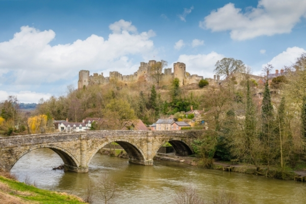Ludlow a National Treasure