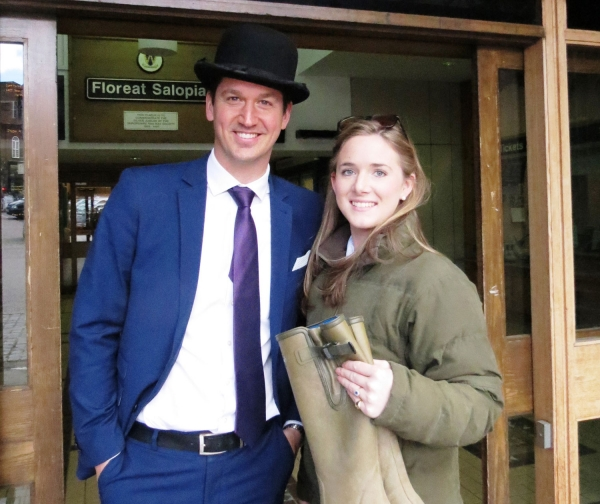 Shropshire promoted to London buyers