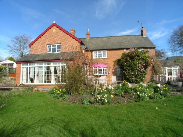 South Shropshire Views With Five Bed Home On The Market