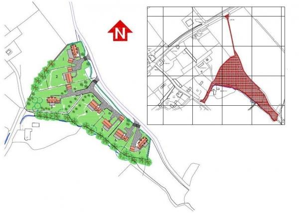 Corfton Land For Development Close To Popular School