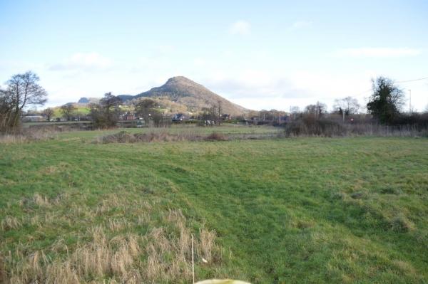 Five plot development near Welshpool