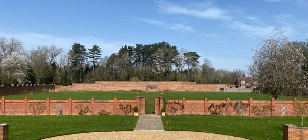 Walled garden provides exciting opportunity to grow