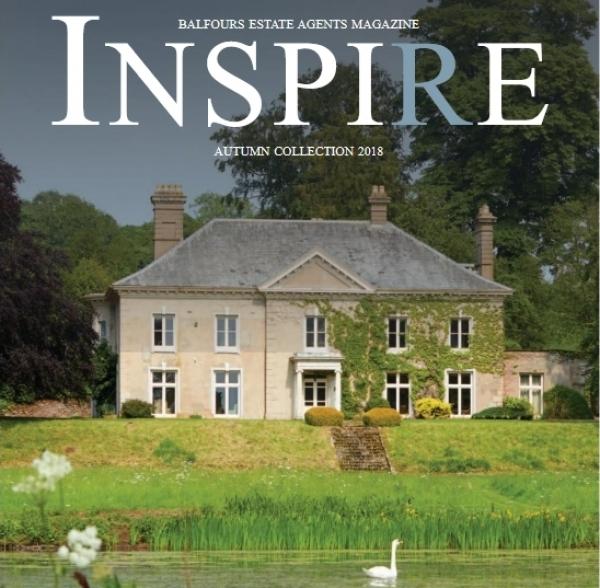 Balfours Inspire Magazine