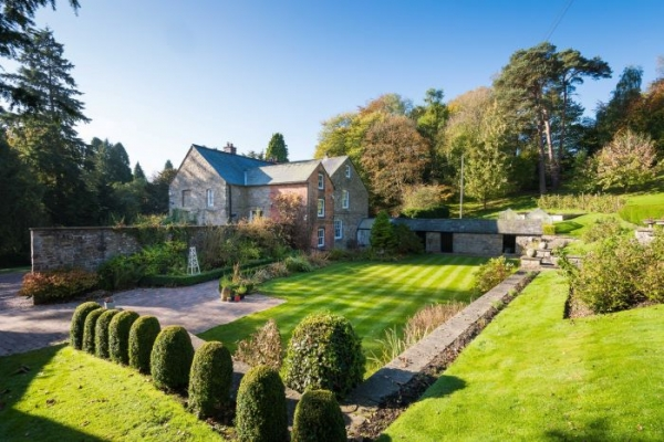 Enchantment of Old Rectory