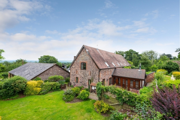Wrentnall - Three Bedroom Barn For Sale
