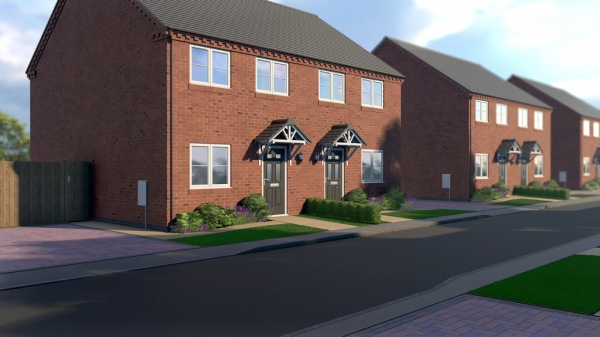New two and three bedroom homes launched