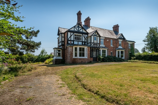 Country House Close To Town, Plus Development Site