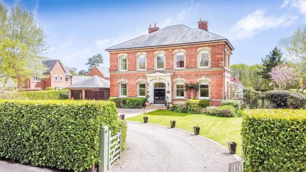 Period residence offers perfect lifestyle choices