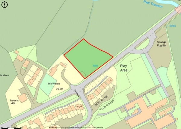 Five Plot Development Near Welshpool