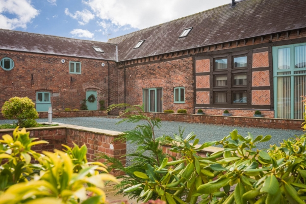 Exceptional Four Bed Barn Conversion For Sale in Shropshire
