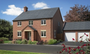 New Builds – Three, Four and Five Bedrooms