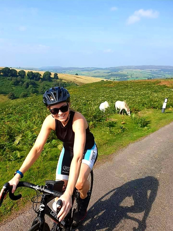 Cycling to make a difference in September