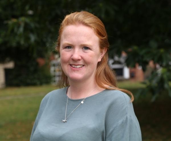 Farming Talk, Frances Steer