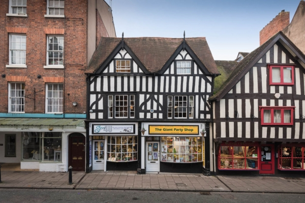 Residential And Commercial Package For Sale In Shrewsbury