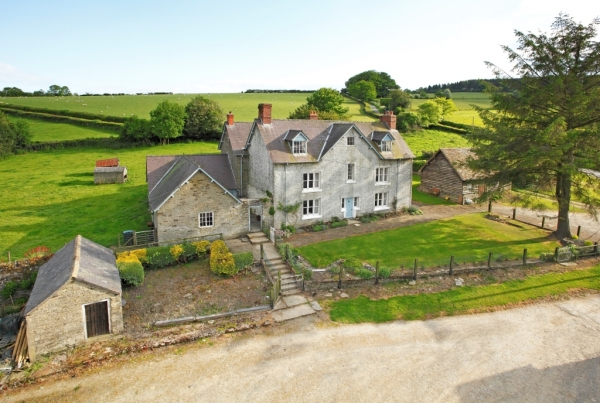 South Shropshire farm on the market