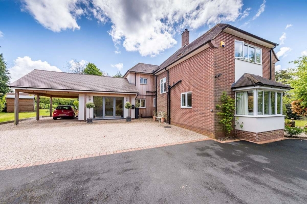 Lyth Hill home with immaculate credentials