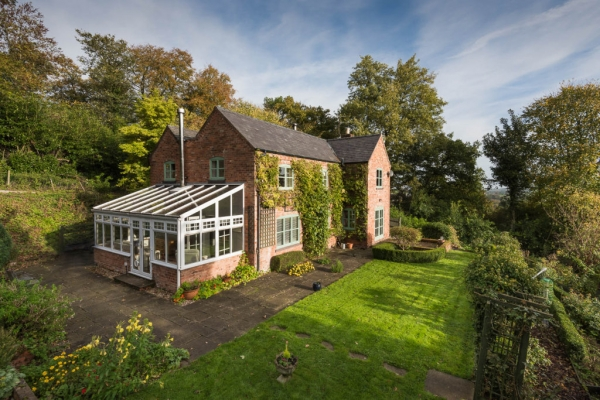 Three Bedroom Victorian Cottage For Sale In Powys
