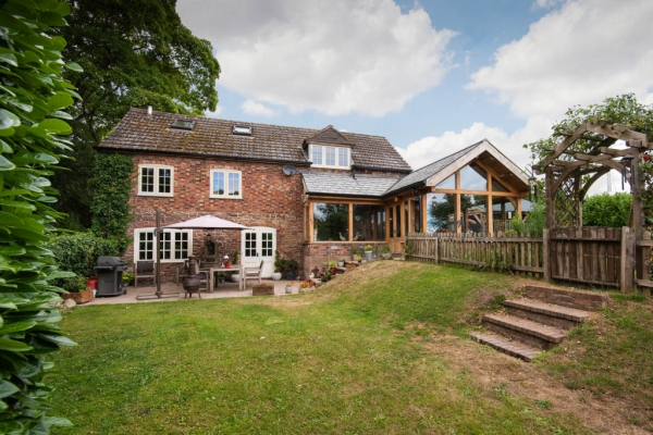 Outbuildings Offer Open Canvas To Three Bedroom Home