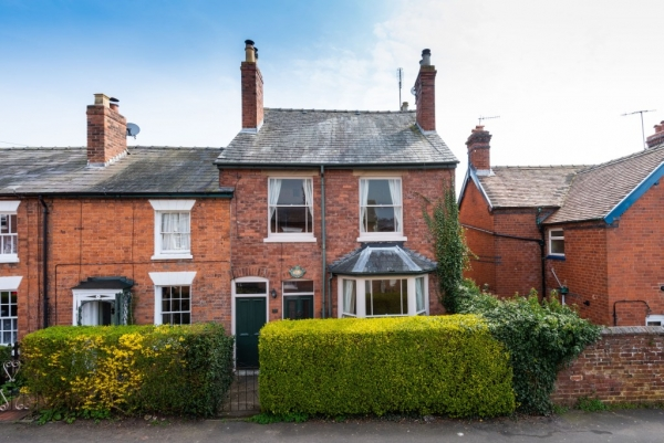 Victorian Four Bed Gem For Sale In Ludlow
