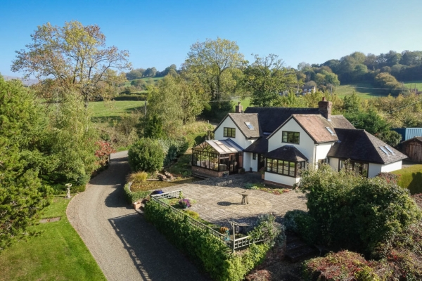 Rare Opportunity In Popular Shropshire Hamlet