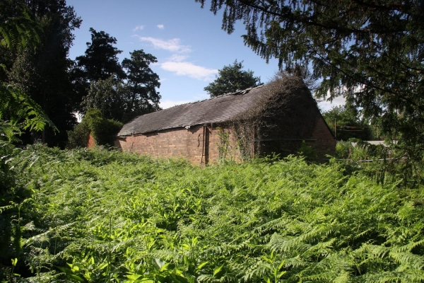 Idyllic barn conversion opportunity near Eccleshall