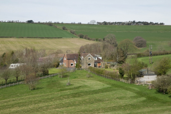 Idyllic setting for country life, home and business